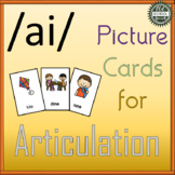 Vowel Articulation Cards for Speech Therapy: Long I