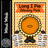 Long I Pie Literacy Pack