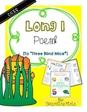Long I Poem/ Song (CVCe)