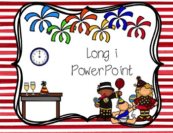 Long I PowerPoint
