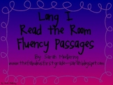 Long I Read the Room Fluency Passages