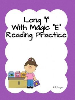 Long I Reading Practice