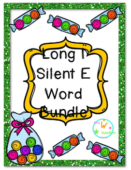 Long I Silent E Bundle