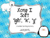 Long I Sort (IGH, IE and Y)