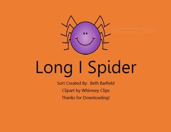Long I Spider