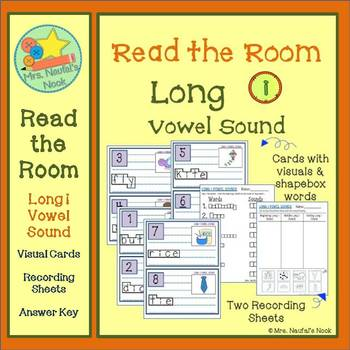 Read the Room Long Vowel I