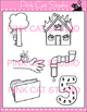 Long I Vowel Sound Spelled 'i-e' Phonics Clip Art Set - Commercial Use Okay