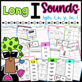 Long I Worksheets *Differentiated