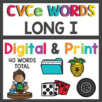 Long i CVCe Centers and Activities
