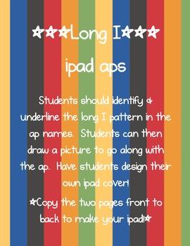 Long I iPad