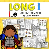 Long I i_e Activity Pack cvce and ccvce