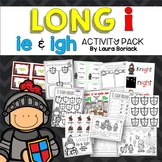 Long I ie and igh Activity Pack