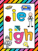 Long I (ie & igh) Worksheets