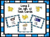 Long I (ie, igh, y) Task Cards