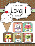 Long I {igh, i, i_e, ie, y}: Word Work, Independent Work, Games, Centers