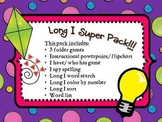 Long I super activity and lesson pack!!!