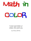 Long Multiplication and Division in Color