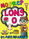 Long O Worksheets and Activities {NO PREP!} (Long Vowels Worksheets)