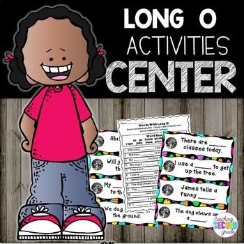 Long O Literacy Center