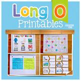 Long O Activities | Long O Worksheets