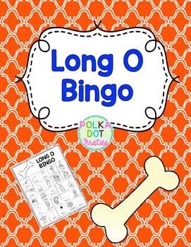 Long O BINGO