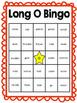 Long O Bingo Game Sets (freebie in preview!)