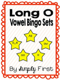 Long O Bingo Game Sets (freebie in preview!)