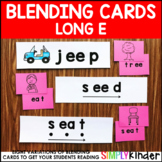 Long E Blending Cards