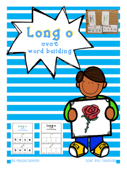 Long O CVCE Sound Boxes