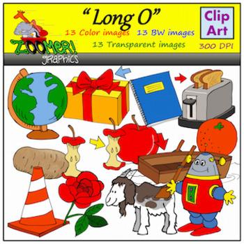 Long O Clipart