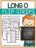 Long O Flip Strips - 6 Magic E/CVCe/CCVCe Cut, Fold, & Fli