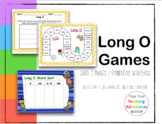 Long O Games and Word Sort
