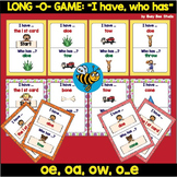 """Long O Game """"I have, who has"""""""
