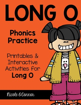 Long O Interactive Phonics Practice