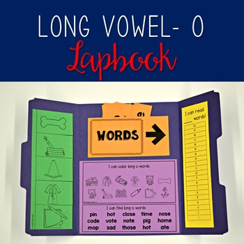 Long O Lapbook
