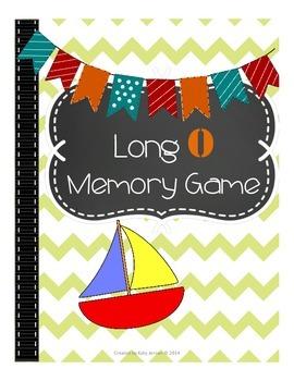 Long O Memory Game