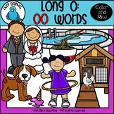 Long O: OO Words Clip Art Set - Chirp Graphics