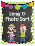 Long O Phonics Photo Sort