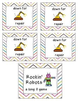 Long O Robot Game