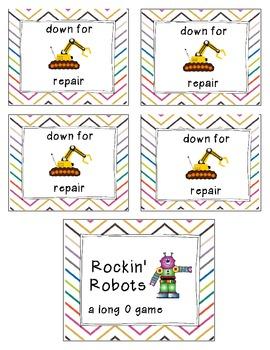 Long O Robot Game