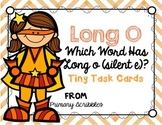 Long O (Silent e) Tiny Task Cards