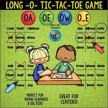 Long O Tic-Tac-Toe Game