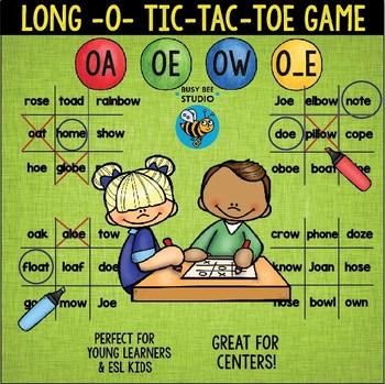 Long O Game: Tic-Tac-Toe