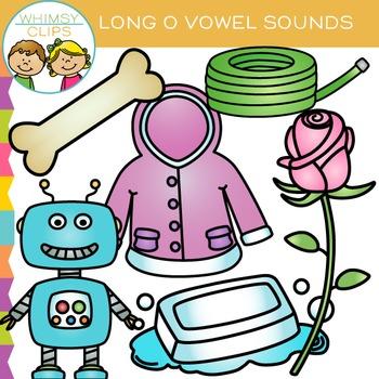 Long O Vowel Clip Art