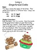 Long O Vowel - Gingerbread Theme