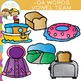 Long O Vowel Team Clip Art Bundle