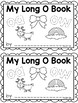 Long O Vowel Team Writing Book