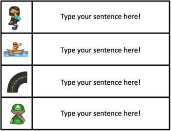Long O Vowel Teams Digital Word Work