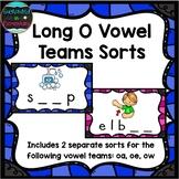 Long O Vowel Teams Sort