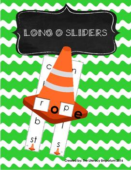 Long O Word Sliders